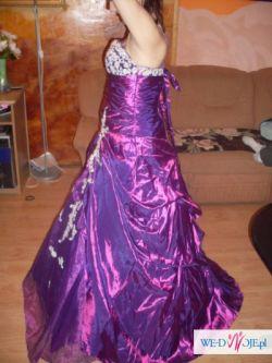 suknia ślubna-wieczorowa