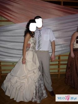 suknia ślubna/wieczorowa
