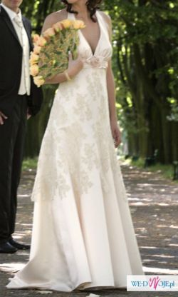 suknia ślubna/wieczorowa/ ślub cywilny