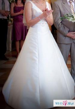!Suknia ślubna Wings Bridal z kolekcji 2010 model: Melbourne WI8199!