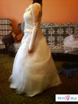 Suknia ślubna. Witam! mam do sprzedania sukienkę ślubną białą