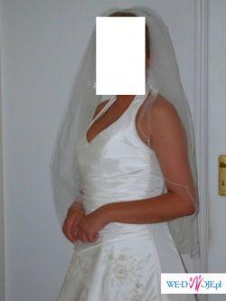 Suknia ślubna własny projekt