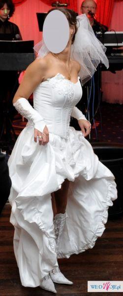 suknia ślubna - wyjątkowa