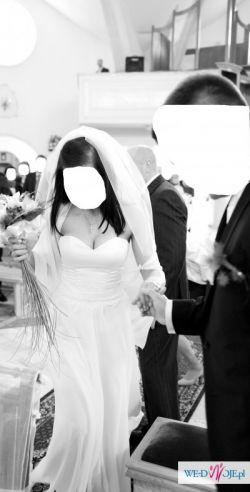 Suknia Ślubna ... wyjątkowa
