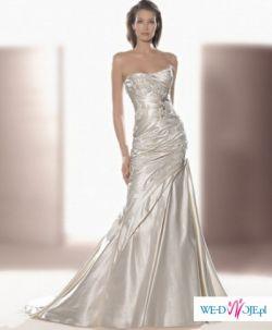 Suknia Ślubna wzorowana na Atelier Diagonal 1856