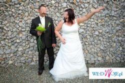 Suknia ślubna XL