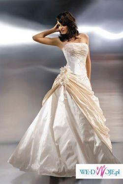 Suknia ślubna z Agnes (model 4611_653a) REWELACJA
