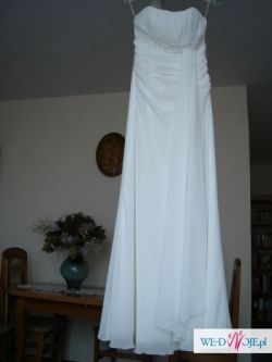 Suknia ślubna z bolerkiem gratis