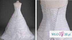 Suknia ślubna z David's Bridal NY może być Twoja!