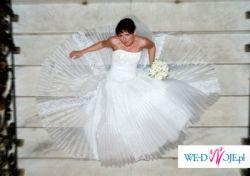 Suknia ślubna z firmy Gala model Fia