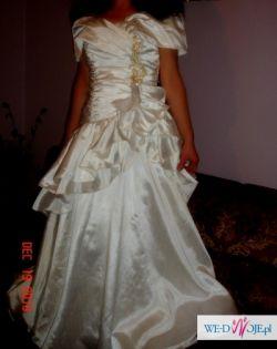 suknia ślubna z francji