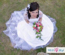 Suknia ślubna z GRATISAMI