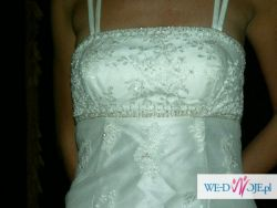 Suknia ślubna z hiszpańskiej kolekcji - La Sposa