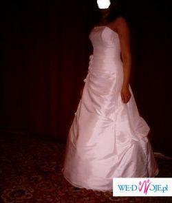 Suknia ślubna z kolekcji Agnes, rozmiar 38