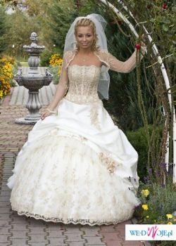 Suknia ślubna z kolekcji ANGEL