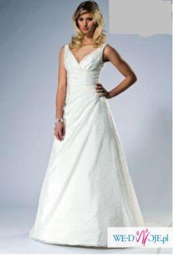 Suknia ślubna z kolekcji Aspera Bride