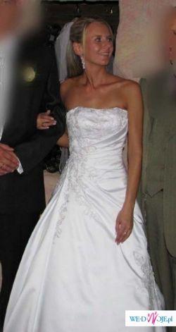Suknia Ślubna z kolekcji Cosmobella 2008 nr