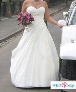 Suknia ślubna z KOLEKCJI DEMETRIOS Z SALONU LISA FERRERA