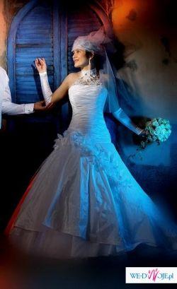 Suknia ślubna z kolekcji Farage