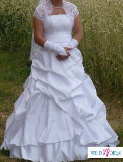 Suknia ślubna z kolekcji Julia Rosa