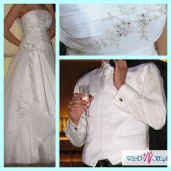 suknia ślubna z kolekcji LA SPOSA model ZAFIRA