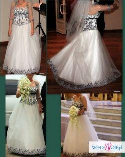 Suknia Ślubna z kolekcji Miss Paris