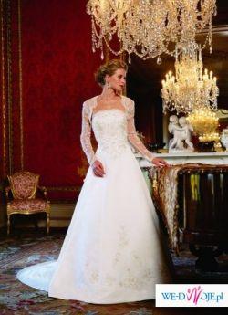 Suknia ślubna z kolekcji Sincerity