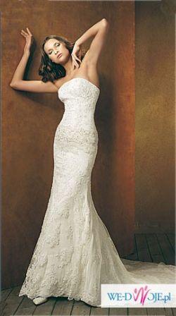 suknia ślubna z kolekcji St. Patrick