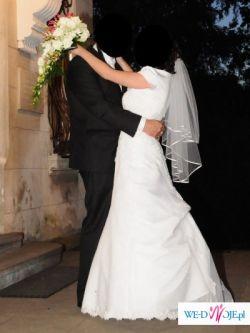 Suknia ślubna z lipca 2009
