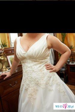 suknia ślubna z Paryża