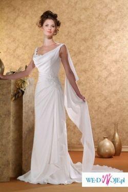 Suknia ślubna z salonu Abiu model Euro Bride 3914