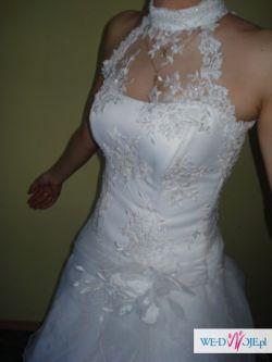 Suknia ślubna z salonu AFRODYTA