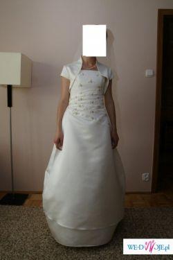 Suknia slubna z salonu Agnes