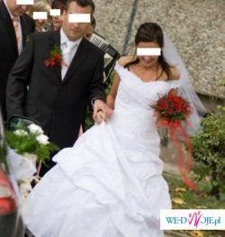 Suknia ślubna z salonu Angel - rozm. 38
