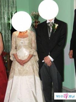 suknia ślubna z Salonu Biały Raj w Warszawie