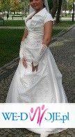 Suknia ślubna z salonu Diana