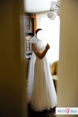 Suknia ślubna z salonu EVITA