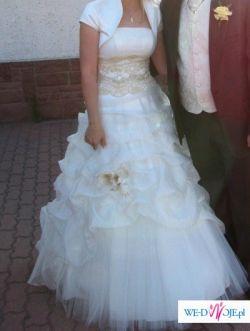 Suknia Ślubna z salonu Gracja model Vannessa
