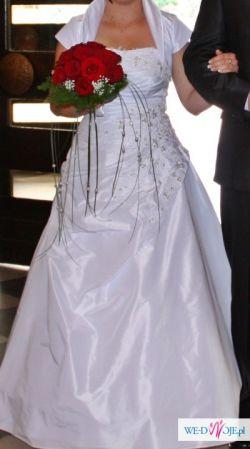 Suknia ślubna z salonu Jola-Moda