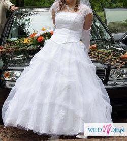 Suknia ślubna z salonu Karina