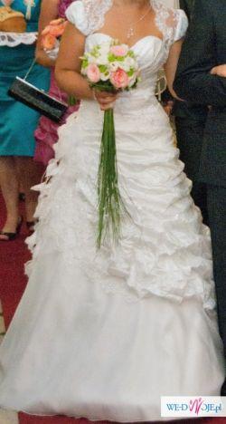 Suknia ślubna z salonu La Belle Rzeszów