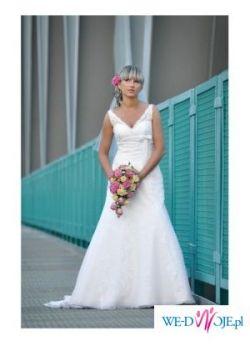 Suknia ślubna z salonu Madonna model WHITE ONE 450