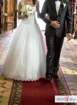 """Suknia Ślubna z salonu Margarett """"Luiza 5"""""""