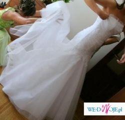 Suknia ślubna z salonu Nabla model: NAOMI + GRATISY