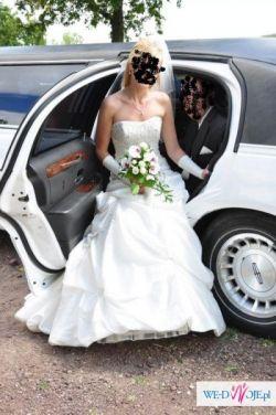 Suknia ślubna z  salonu ślubnego Dominika!