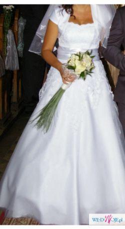Suknia ślubna z salonu Sophia Chorzów