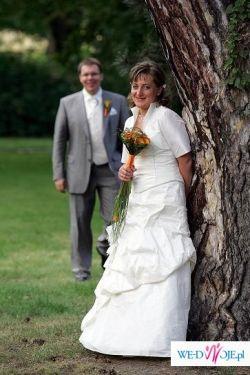 SUknia ślubna z salonu SOPHIA rozm 40
