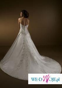Suknia ślubna z salonu Sposa