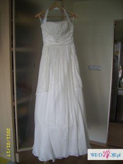 Suknia ślubna z salonu SUZANE B w Opolu