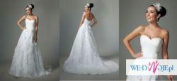 Suknia ślubna z salonu Warchalewskiej 36